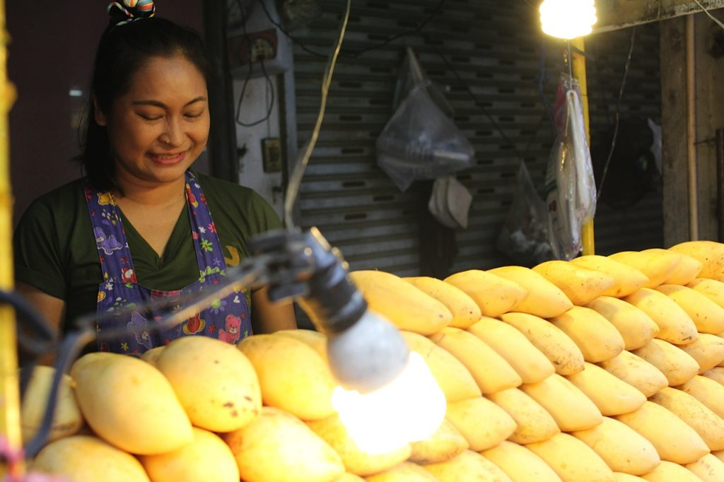 Mango Sticky Rice Soi 38 Sukhumvit Bangkok Thailand