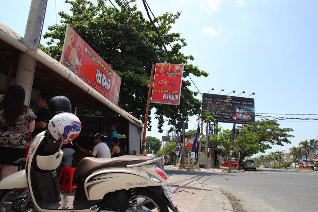 Best restaurants in Seminyak: Pak Malen Seminyak Bali