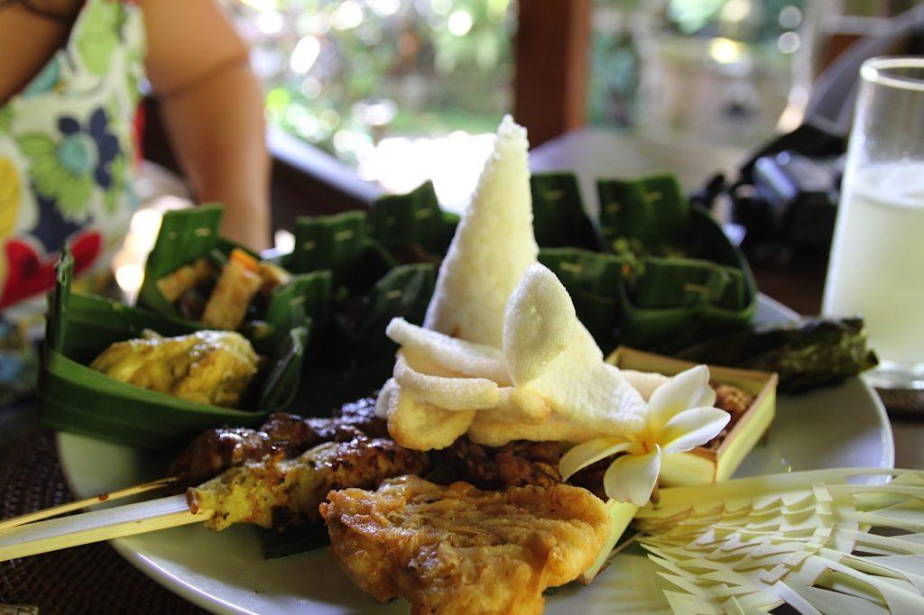 Nasi Campur Miro's Ubud Bali