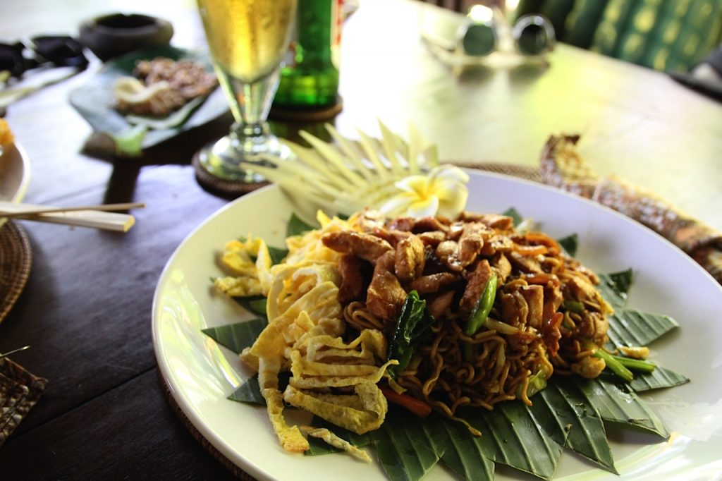 Best restaurants in Ubud: Mie Goreng, Miro's, Ubud, Bali