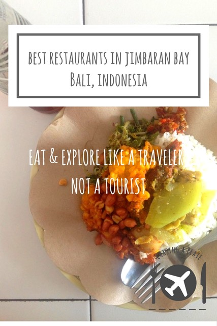 Best restaurants in Jimbaran Bay