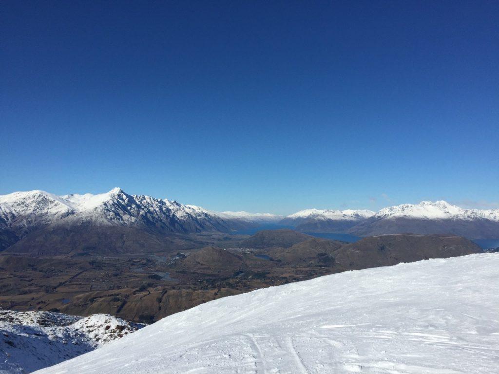 Coronet Peak Queenstown New Zealand