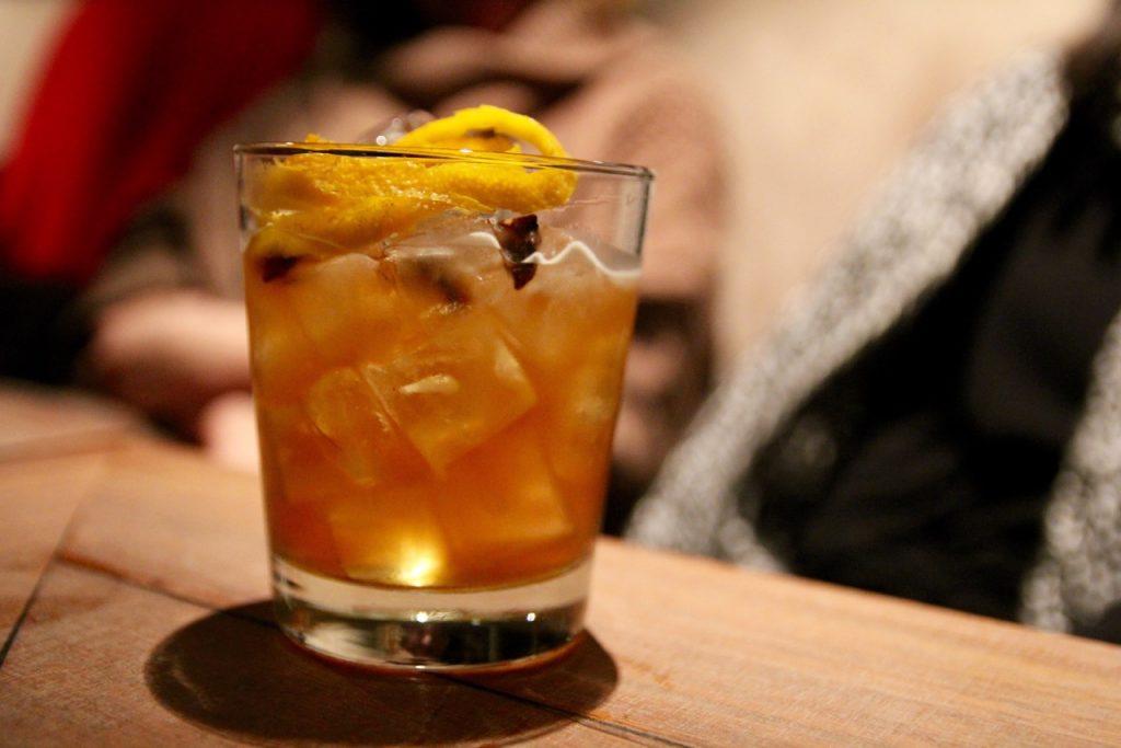 Eichardt's bar cocktail Queenstown New Zealand