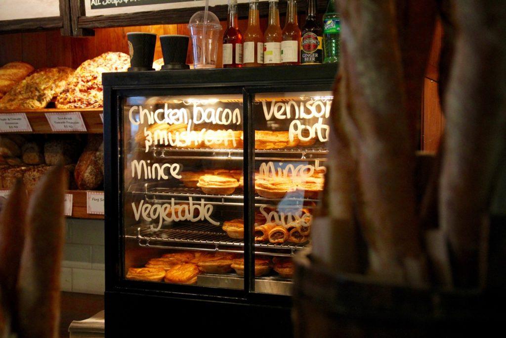 Fergbaker pies Queenstown New Zealand
