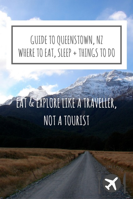 Travel Guide to Queenstown, New Zealand