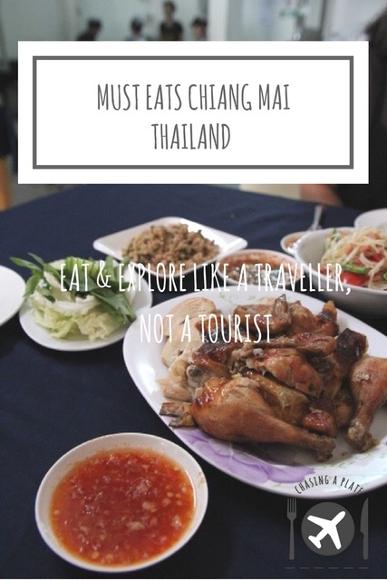 Where and what to eat in Chiang Lai