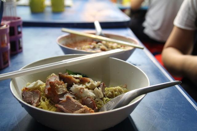 noodle-soup, Bangkok, Thailand