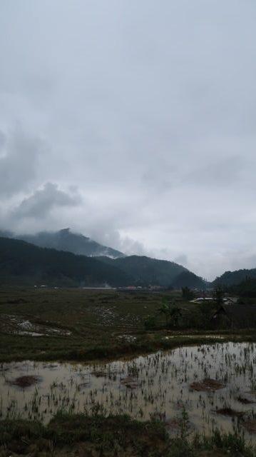 Hills of Sapa, Vietnam