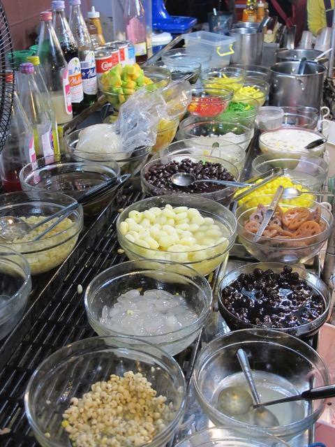 Dessert, Bangkok, Thailand