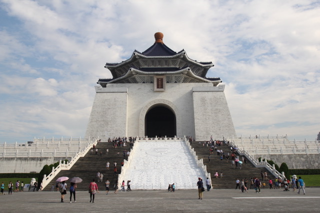Taipei attractions: Chiang Kai Shek Memorial