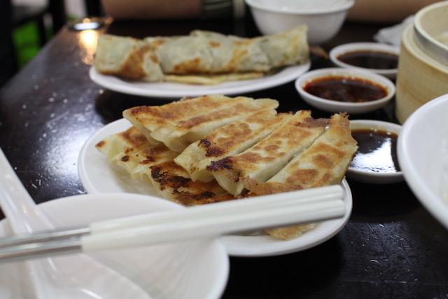 Taiwanese cuisine: Fried dumplings, Taiwan