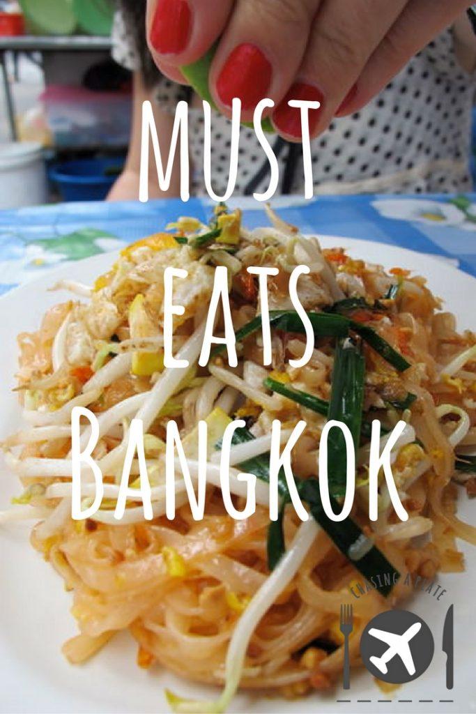 Must Eats Bangkok