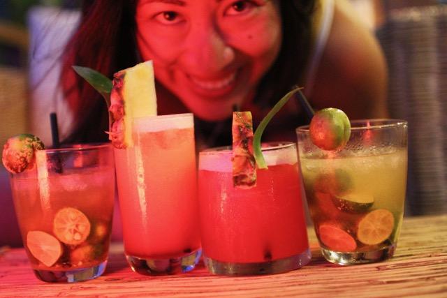Cocktails, El Nido, Palawan