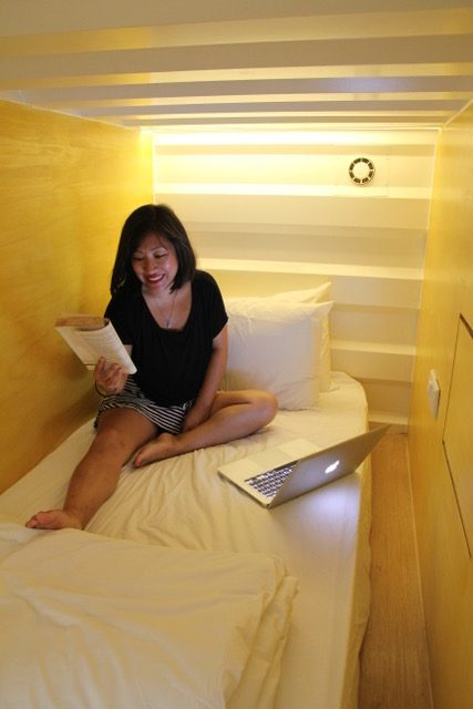 Where to stay in Penang: Container Hotel, George Town, Penang