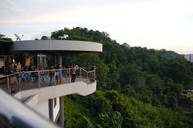 The Signal Hill Observatory, Kota Kinabalu