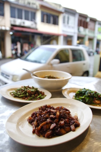 Where to eat in Penang: Dinner at Tek Sen