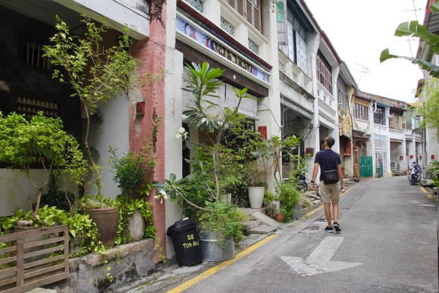 What to do in Penang: wander the streets of George Town