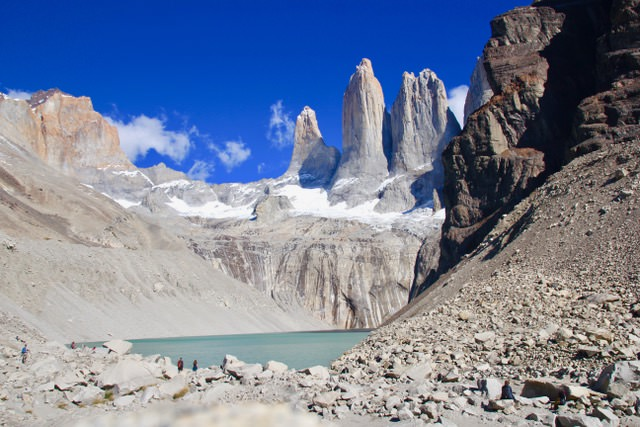 Base of the Towers Patagonia Chile