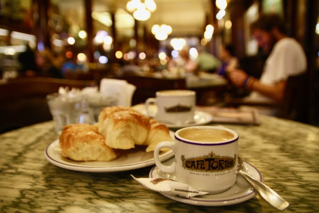 Things to do in Buenos Aires: Cafe Tortino, Buenos Aires, Argentina