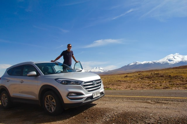 Renting A Car Atacama Desert