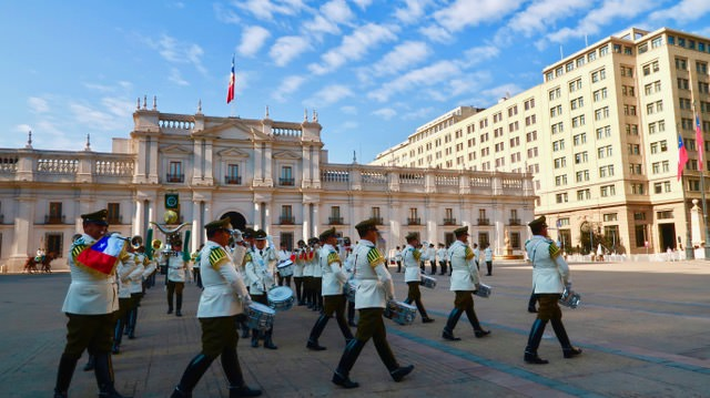 Things to do in Santiago: Changing of the Guard, Santiago
