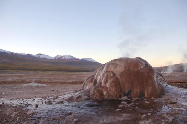 Geyser del Tatio, Atacama Desert