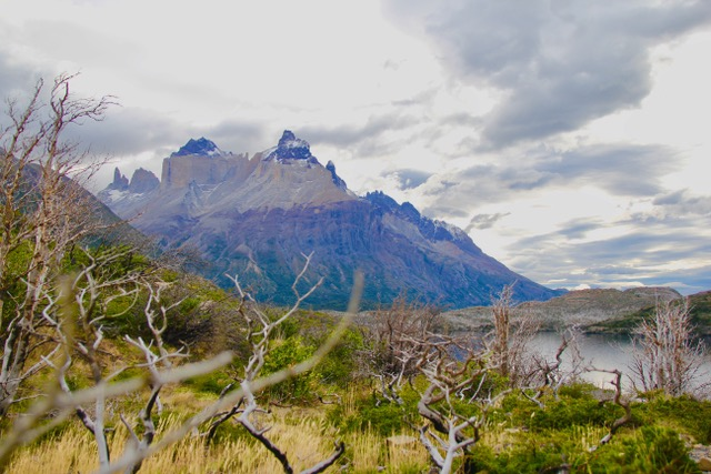 Torres del Paine day hike: hiking through the French Valley