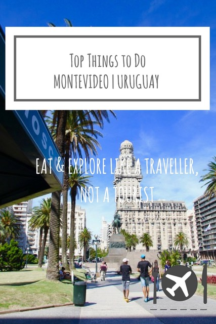 Top Things to Do Montevideo, Uruguay