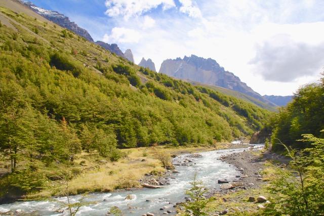 Parque Nacional Torres del Paine day hikes