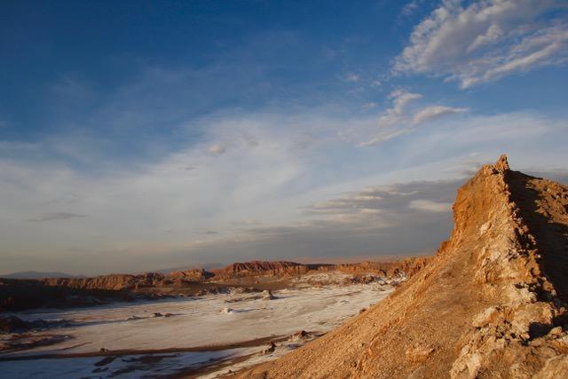 Valle de la luna, Atacama Desert