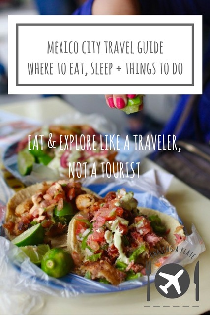 Mexico City Guide