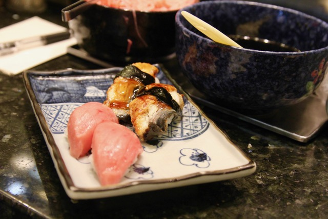 Where to eat in Osaka: amazing sushi at Harukoma Sushi