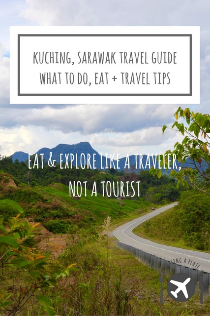 Kuching Sarawak Travel Guide