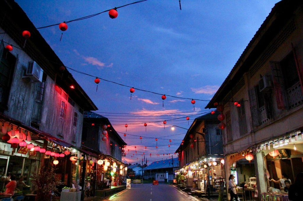 Siniawan Old Town Bazaar, Kuching, Sarawak