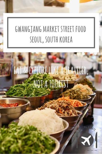 Gwangjang Market Street Food Guide