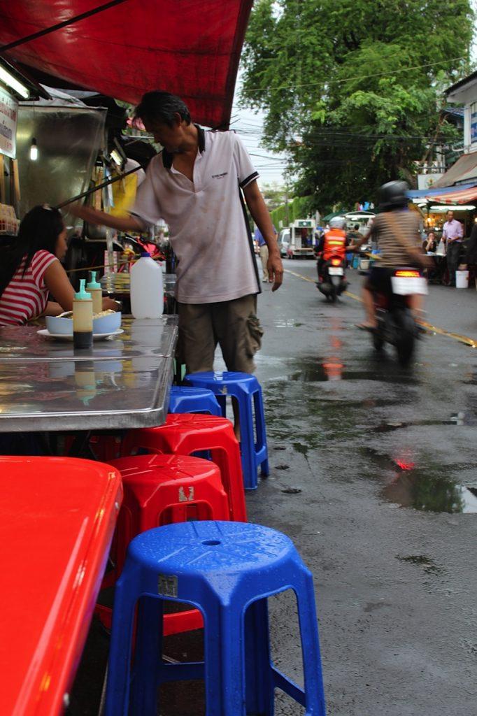 Soi 38 Sukhumvit Bangkok Thailand