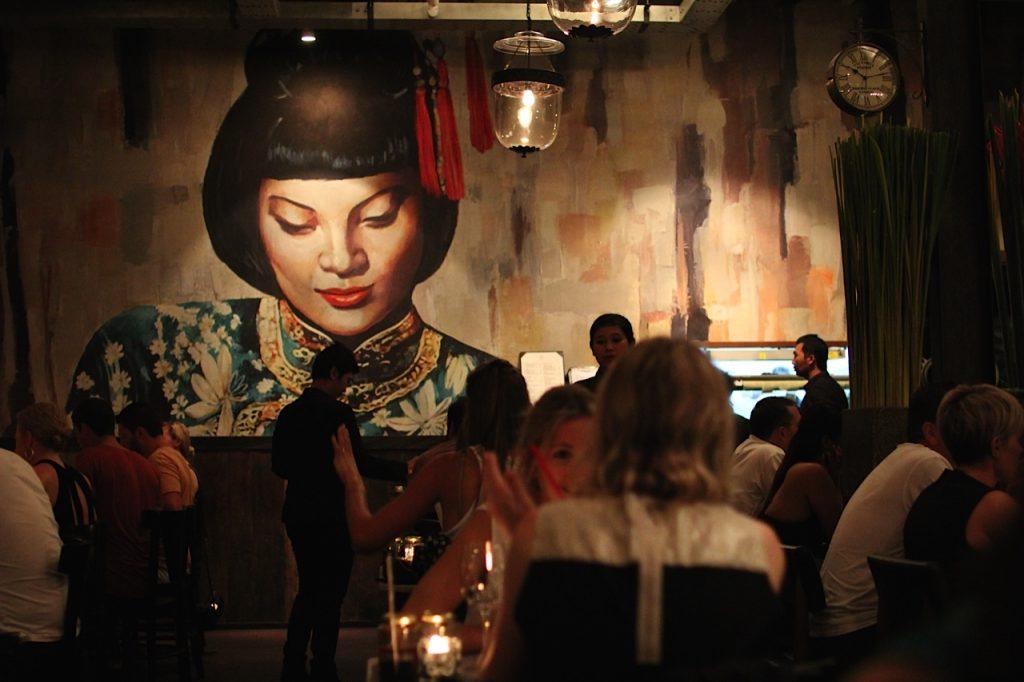 Best restaurants in Bali: Mamasan in Seminyak