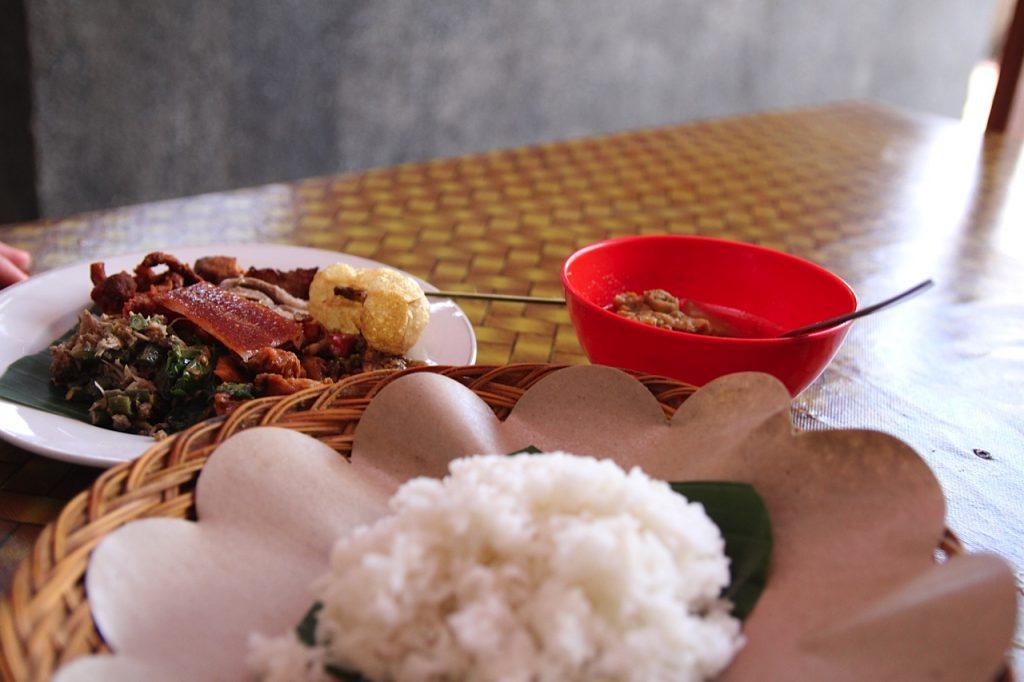 Best restaurants in Seminyak: Babi Guling at Pak Malen Seminyak Bali