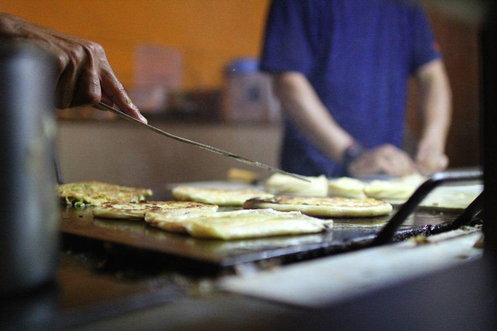 Best restaurants in Seminyak: Roti at Warung Bunana, Seminyak, Bali