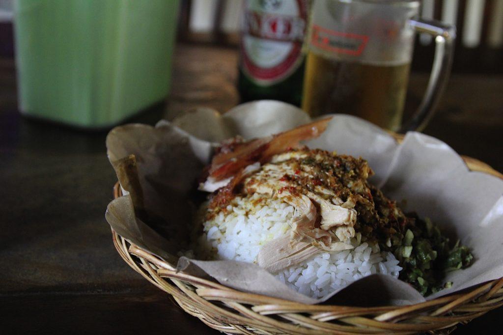 Best restaurants in Ubud: Babi Guling, Ibu Oka, Ubud, Bali