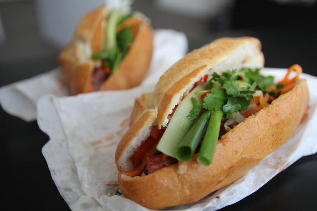 Banh mi from Nhu Lan, Richmond, Melbourne