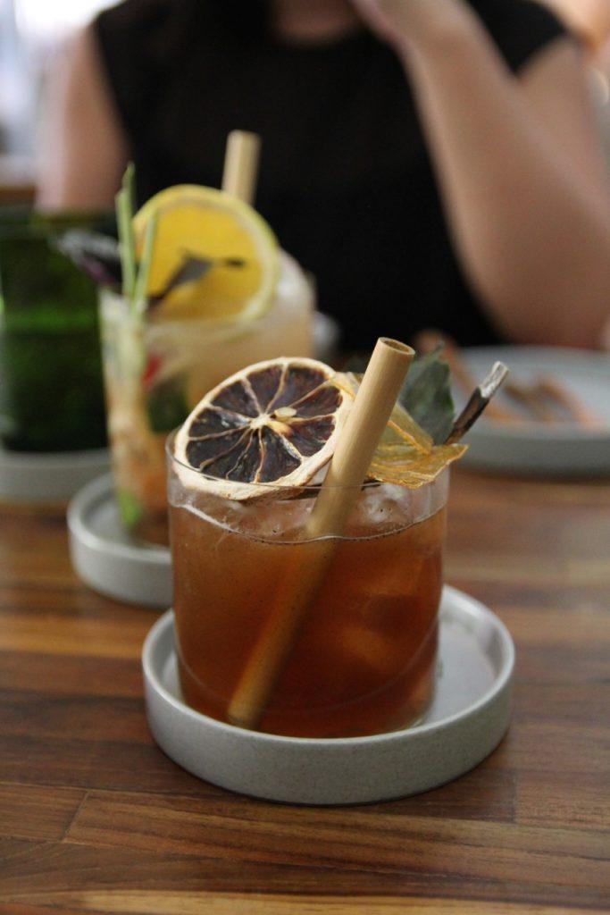 Best restaurants in Ubud: Cocktails at Locavore, Ubud, Bali
