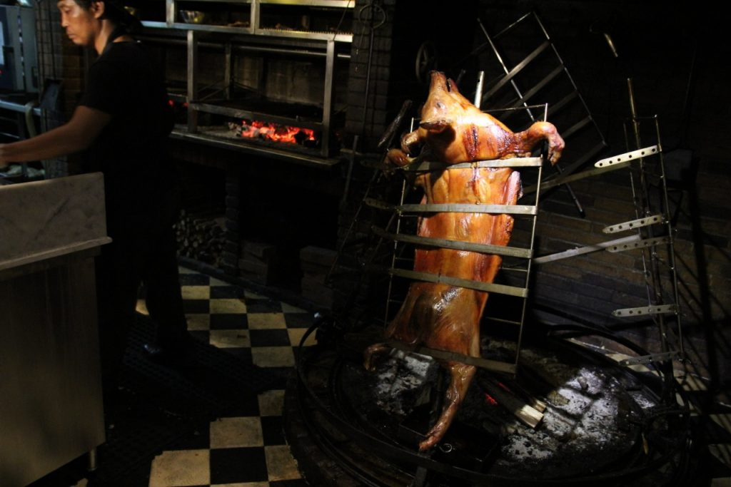 Best restaurants in Bali: asado at Barbacoa in Seminyak