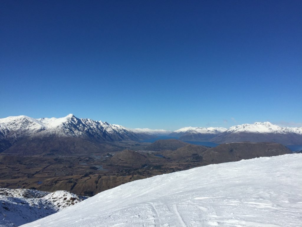 Coronet Peak Queenstown New Zealand