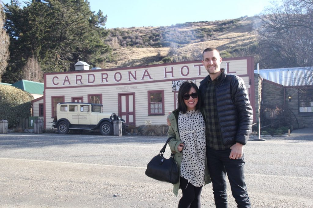 Cardrona Hotel Queenstown New Zealand
