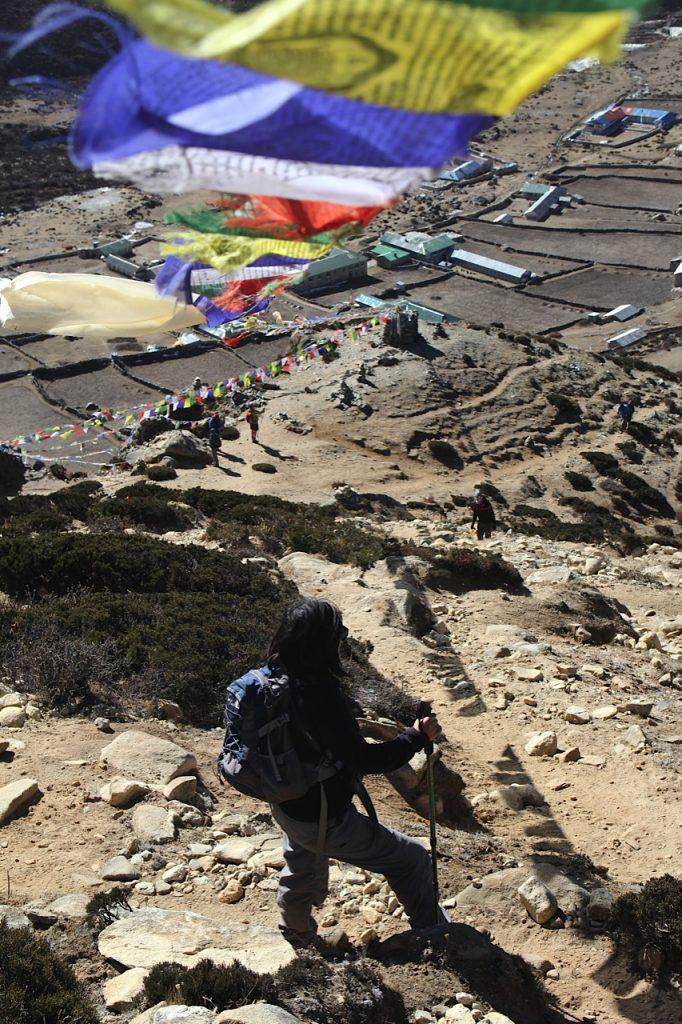 Everest Base Camp trek Nepal Dingboche