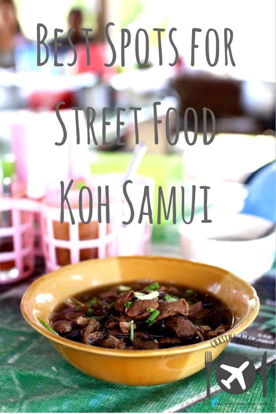 Koh Samui Street Food