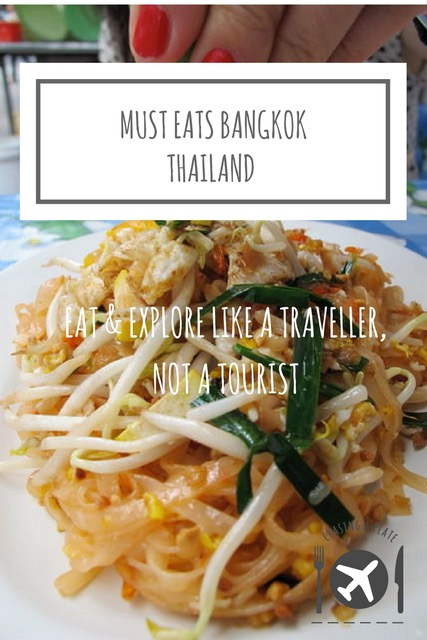Must Eats Bangkok