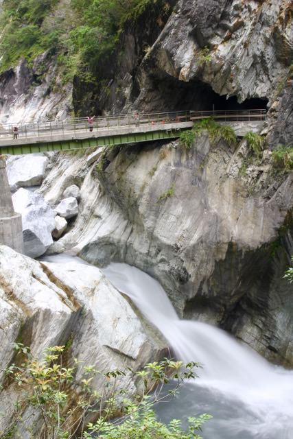 Taroko Gorge, Taiwan: Baiyang Trail