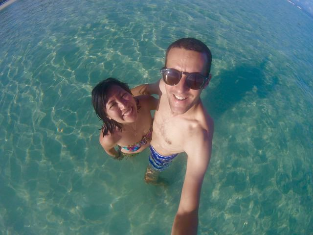 Dumaluan Beach, Bohol, Philippines